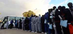 Over 25,000 Nigerians stranded in Libya sex and slave camps