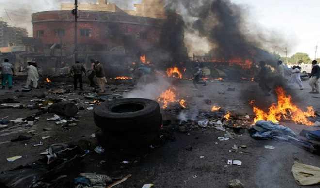 13 killed by two female bombers in Biu, Bornu State