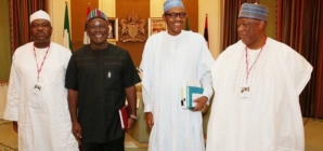 Please, accommodate Fulani herdsmen, Buhari pleads with Benue leaders
