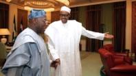 Again, Buhari hints at probing Obasanjo over $16bn power expenditure