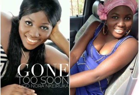 Nollywood loses actress Nora Nkiruka Ugo