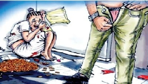 Newly married man rapes six year old girl