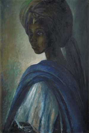 Ben Enwonwu's  princess Tutu's paint sells for African record N508million