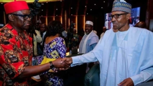 Fayose in face-to-face meeting with Buhari