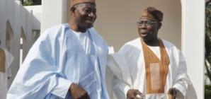 2019: Obasanjo in suprise visit to ex-president Jonathan in Otueke