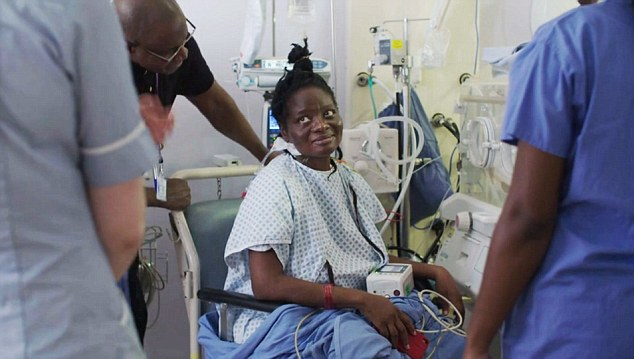 Nigerian mum stranded in UK hospital with £500K bill loses two of four kids