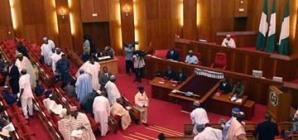 National Assembly Fire: Senate adjourns sitting