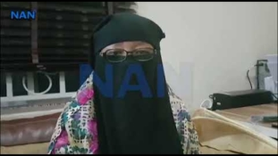 VIDEO: Dapchi schoolgirls are safe with my son and his friends, says 'Mama Boko Haram'