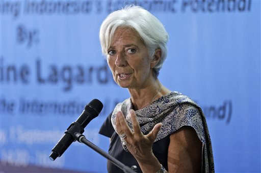 IMF urges Nigeria to introduce higher MPR to sustain economic recovery