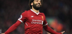 Mohamed Salah scores four as Reds go third
