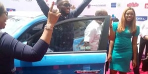 BB Naija winner, Miracle receives N45m worth of prizes
