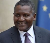 I want to be Africa's biggest philanthropist – Dangote