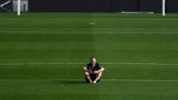 Iniesta's long good bye… Sits in Barca's empty stadium barefooted till 1am
