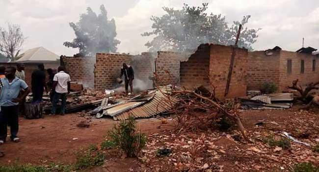 Nine killed as armed militia invade Taraba village