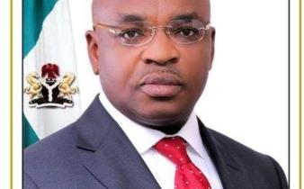 Gov. Emmanuel fires 2 commissioners over Akpabio