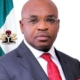 Gov. Emmanuel fires 2 commissioners over Akpabio