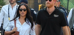 Meghan Markle, Prince Harry heavily guarded amidst Taliban threat-Report