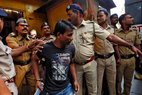 14 arrested in India for burning girl to death after rape