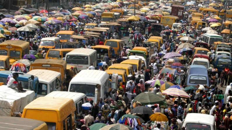 Nigeria , India, China to account for a third of world urban growth by 2050-UN