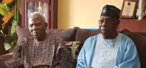 Obasanjo, Afenifere unite to rescue Nigeria from Buhari's 'evil government'