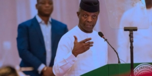 Climate change: Osinbajo advocates use of local technology