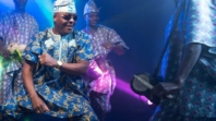 Shina Peters at 60: A life in music