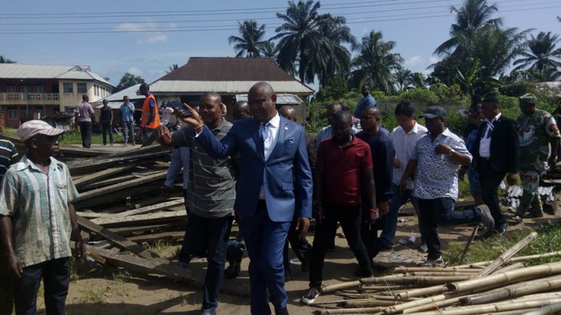 A'ibom dual carriage ways ready December, says works commissioner, Inyang-eyen