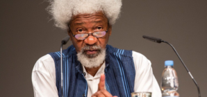 The war against corruption cannot be won until some past President's are jailed- Soyinka