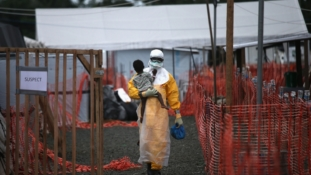 Congo receives first doses of Ebola vaccine amid outbreak