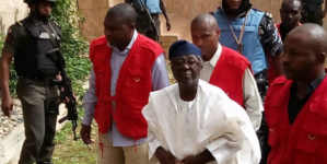 N6.3bn fraud: Court sends ex-Plateau gov, Jonah Jang, to prison