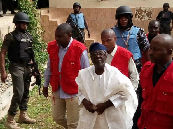 N6.3bn fraud: Court sends ex-Plateau gov, Jonah Jang, to prison