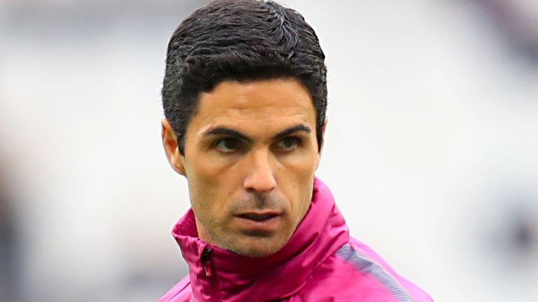 Arsenal to hold talks with Mikel Arteta over manager's job