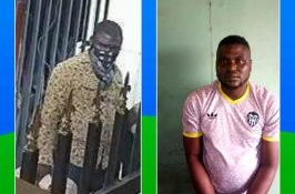 Police arrest 'most-wanted' Offa robbery suspects