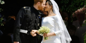 Serena, Beckham, Elba, Oprah at Harry and Markle's wedding