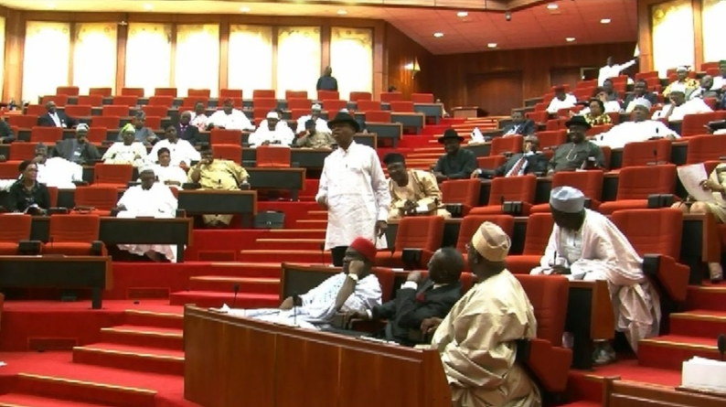 Sen. Omo-Agege absent from plenary