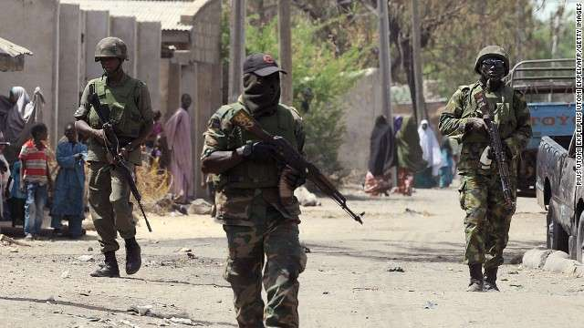 Army battle Boko Haram, kill 15, rescue 49 women, children