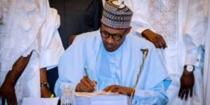National Assembly mutilated the budget – Buhari