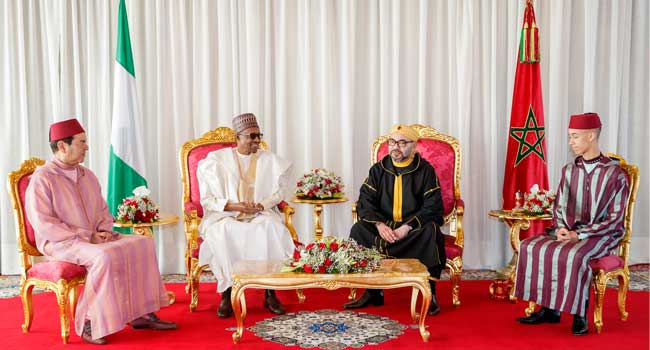 Nigeria, Morocco to implement plan for gas transport pipeline