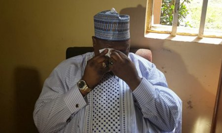 """16 years Jail Term: """"Have mercy, you are a Christian, your name is Jacob,"""" Dariye pleaded."""