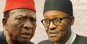 June 12 declaration illegal, Nwabueze blasts Buhari