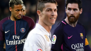 Messi, Ronaldo, Griezmann, Pogba in action as World Cup knockout begins