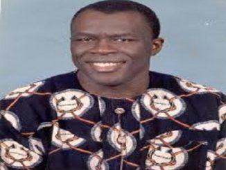 Humphrey Nwosu won't attend Abiola's investiture