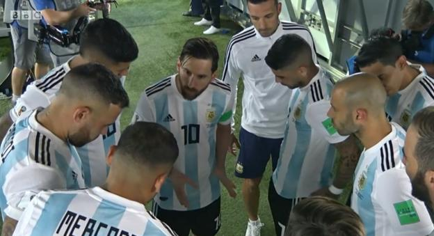 Win over Nigeria, a huge relief for all of us- Messi