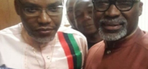 Biafra: Justice Nyako declines to order the release of Abaribe