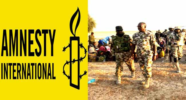 We cannot be silenced, says Amnesty International