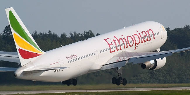 Ethiopian Airlines takes delivery of 100th aircraft