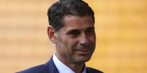 Fernando Hierro is Spain's boss for World Cup