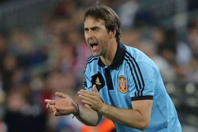 Spain sack Lopetegui two days before world cup opener