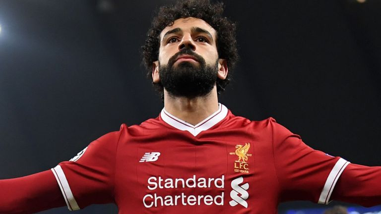 Salah joins Egypt World Cup squad in Cairo