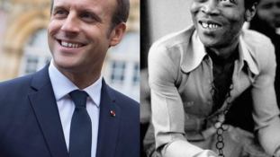 Why I chose to visit Fela's Afrika shrine- Macron